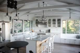 contemporary kitchen design ideas tips enchanting white themes kitchen design with white chandelier kitchen ceiling ideas kitchen
