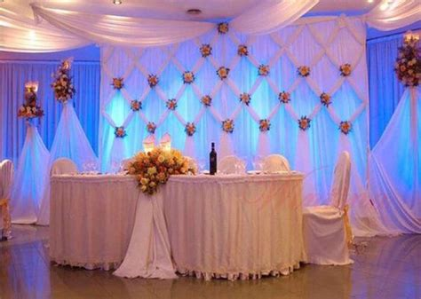 innovative pipe and drape event wedding aluminum backdrop stand pipe drape or trade