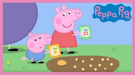 Peppa And George's Garden (full Episode)