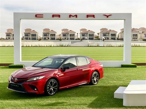 Toyota Al by Al Futtaim Automotive Launches The All New 2018 Camry