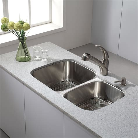best kitchen sinks and faucets kitchen sink and faucet sets amantha home review