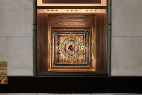 levi van veluw creates window display  hermes  york
