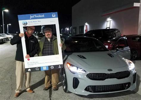 andy mohr kia    reviews car dealership