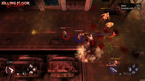 killing floor calamity ios killing floor calamity