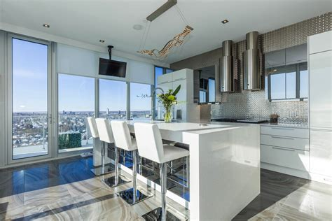 Kitchen Islands For Sale Ottawa by Soho Chagne Penthouse In Ottawa For Sale Luxury Residence