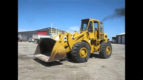 Fiat Allis Wheel Loader by Fiat Allis 645b Wheel Loader For Sale Sold At Auction