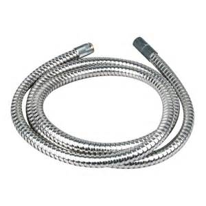 shop brasscraft 5 ft metal faucet spray hose at lowes com
