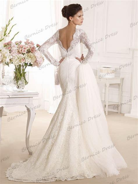 robe de mariée et blanche dentelle robe blanche dentelle manche longue