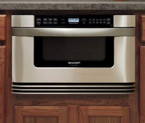 sharp drawer microwave 24 sharp kb 6021ms insight pro 24 inch microwave drawer oven