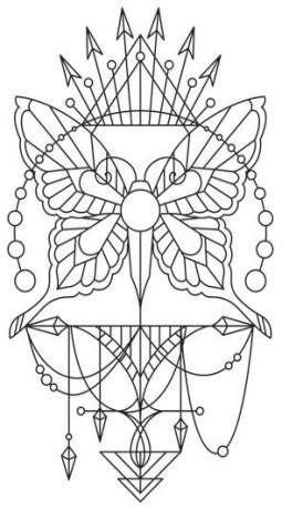 Super tattoo mandala design inspiration urban threads 34