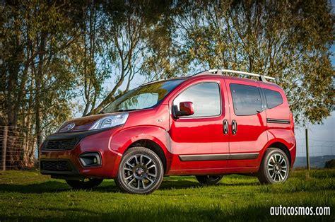 Test Drive Fiat Qubo 14 Dynamic 2018 Autocosmoscom