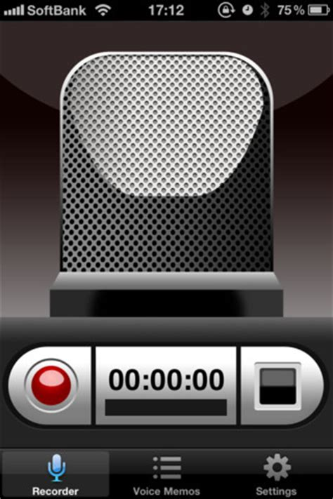voice recorder iphone voice recorder hd iphone app review appbite