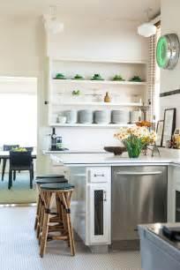 open kitchen shelves decorating ideas 12 kitchen shelving ideas the decorating dozen sfgirlbybay