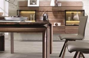 Table En Noyer : table de repas en ch ne massif table en noyer massif luxe design et qualit ~ Teatrodelosmanantiales.com Idées de Décoration