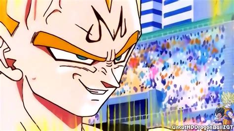 majin vegeta attacks  world tournament p hd youtube