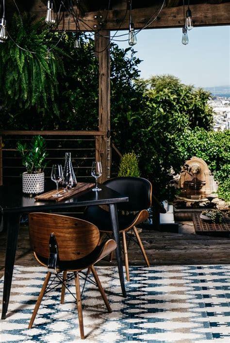 luxury rooftops  patios  patio roof ideas