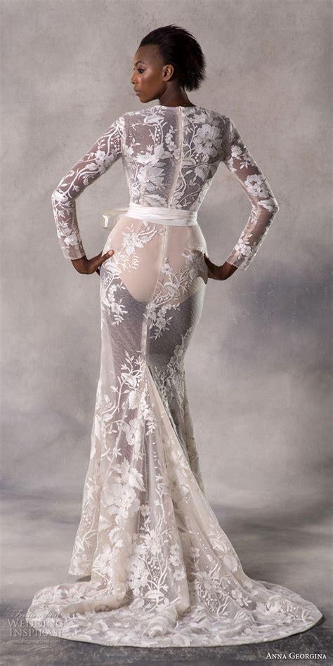 Anna Georgina Uture  Ee  Wedding Ee   Dresses Pandora