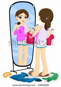 Girl Changing Clothes Clipart - Clipart Suggest