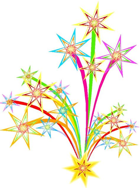 Clipart Fireworks Fireworks Clip Animated Free Clipart Panda Free