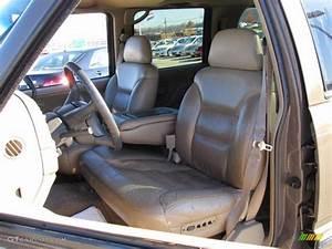 1998 Chevrolet Suburban K1500 Lt 4x4 Interior Photo