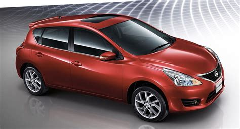 Nissan Pulsar five-door hatch launched in Thailand Image ...