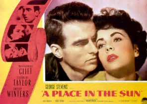 Image result for images movie a place in the sun