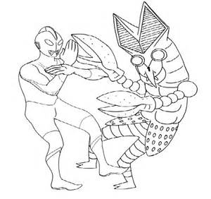 Ultraman Max Free Coloring Pages