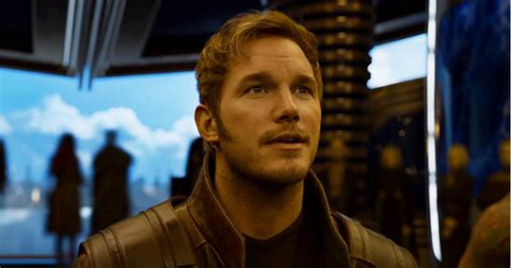 #Avengers #Infinity #War: #Chris #Pratt #Talks #Working #With