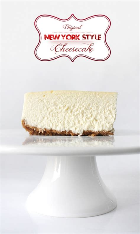 original  york style cheesecake keeprecipes