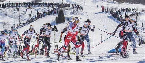 coupe du monde de ski de fond coupe du monde fis de ski de fond un retour de l 233 lite
