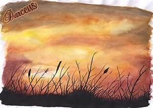 Malen Mit Wasserfarben : aquarellbilder malen mit wasserfarben easyprint blog ~ Orissabook.com Haus und Dekorationen