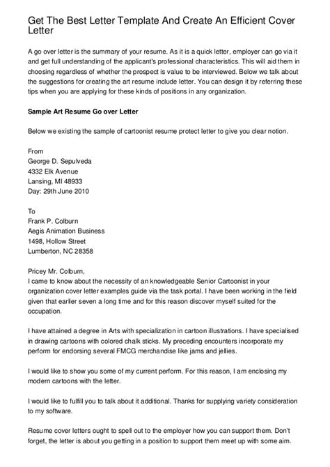 Best Resume Introduction by Resume Cover Letter Introduction