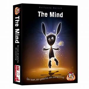 The Mind Card Game The Gamesmen
