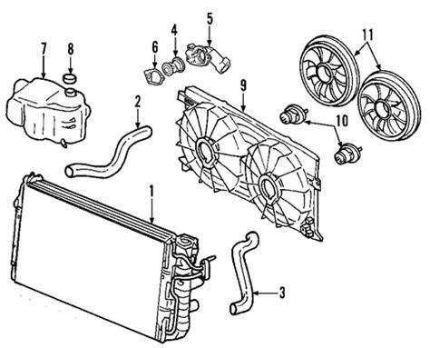 Oem Chevrolet Impala Water Pump Parts Gmpartsonline