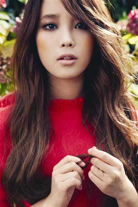 Japanese With Brown Hair by Best 25 Asian Brown Hair Ideas On Balayage