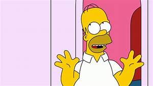 Cool Desktop Wallpaper: Homer Simpson Cartoon Wallpapers