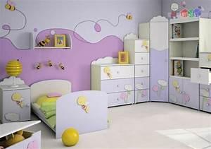 Farben Für Kinderzimmer : kinderzimmer ideen wie sie tolle deko schaffen ~ Lizthompson.info Haus und Dekorationen