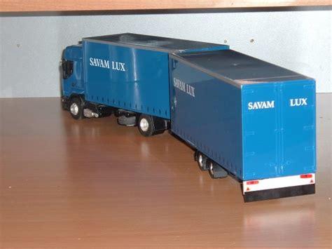 RENAULT PREMIUM DCI CAMION REMORQUE TAUTLINER TRANSPORTS ...