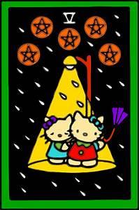 Hello Kitty Decke : 921 best images about tarot the metaphysical on pinterest decks love tarot and alchemy ~ Sanjose-hotels-ca.com Haus und Dekorationen