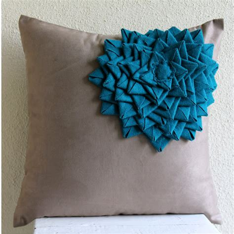 decorative throw pillow covers accent couch pillows 16x16