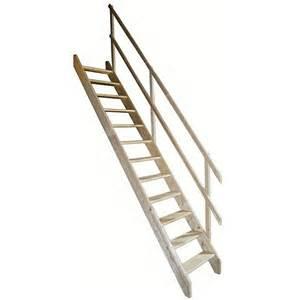 Echelle Escalier Leroy Merlin by Echelle De Meunier Utilitaire En Bois Chamonix Haut Sol
