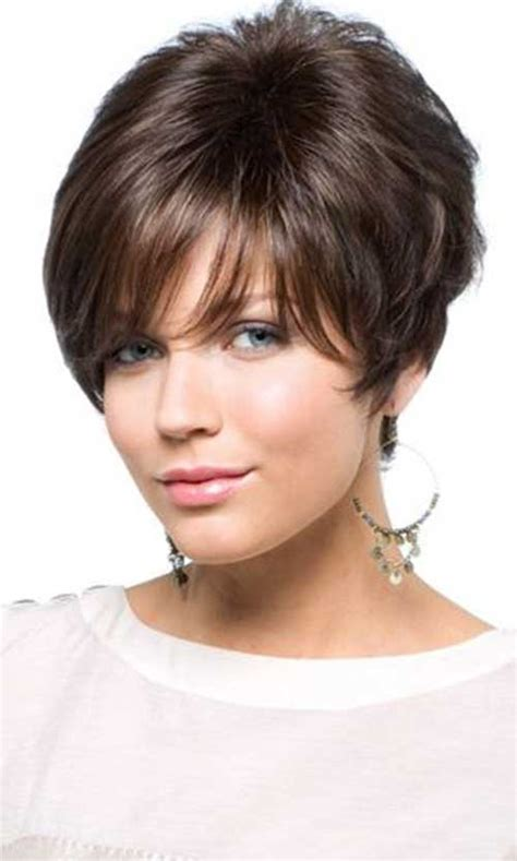 short hairstyles for fine thin straight hair hairstyle