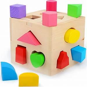 Cube En Bois Bébé : achetez en gros cube en bois en ligne des grossistes cube en bois chinois ~ Melissatoandfro.com Idées de Décoration