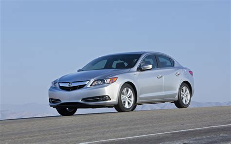 Used Acura Ilx Hybrid by Acura Ilx Hybrid 2014 Widescreen Car Image 70 Of