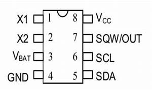 working of real time clock chip rtc ds1307 gadgetronicx With ds1307 datasheet