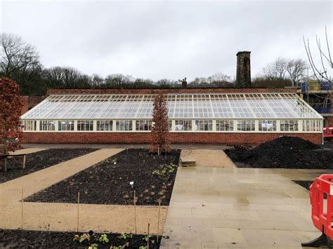 It is being created at worsley in salford, greater manchester, england, and will open on 18 may 2021. Greenhouse number 1 out of 2 is now complete at the new ...