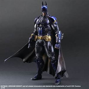 Play Arts Kai Arkham Knight Batman Limited Color for SDCC ...