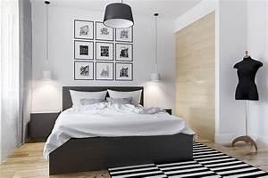 Black, U0026, White, Stunning, Master, Bedroom, Designs, U2013, Master, Bedroom, Ideas