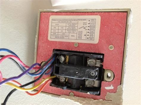 thermostat wiring help doityourself community forums