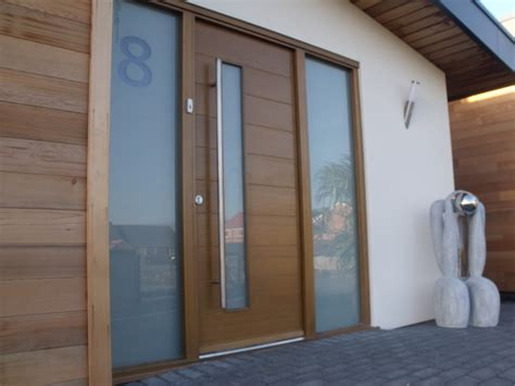 modern front doors welcoming   elegant